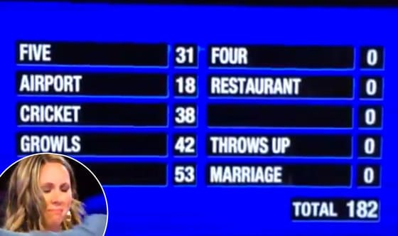 presenting the best and worst family feud players of all