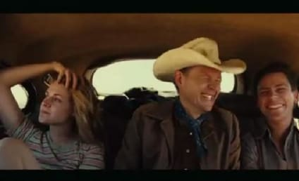 Kristen Stewart to Go On the Road: Official Trailer