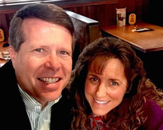 Jim Bob Duggar and Michelle Duggar Picture
