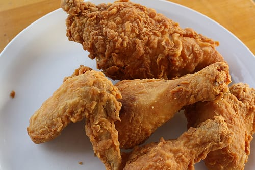 Chocolate Flavored Fried Chicken Actually Coming Soon