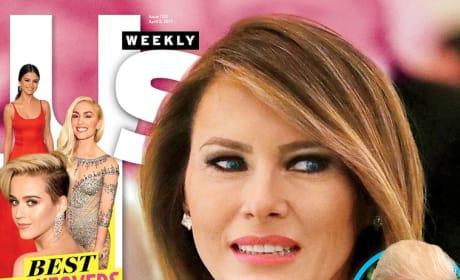 Melania Trump Cover
