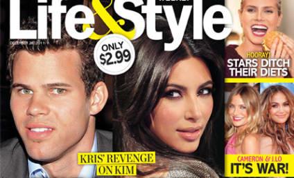 Father of Kris Humphries Threatens to Pen Kim Kardashian Tell-All