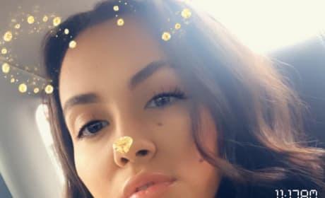 Briana DeJesus Snapchats