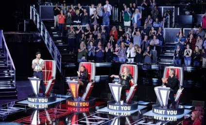 The Voice Recap: The Top 12 Perform!