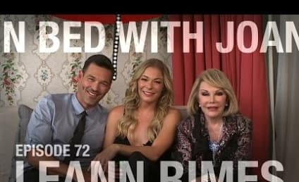 LeAnn Rimes on Losing Her Virginity: I Raped Him!