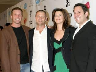 Melrose Place DVD Launch Party Photo