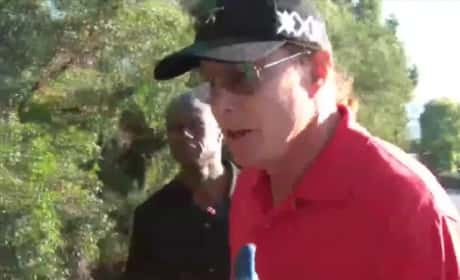 Bruce Jenner Flips Out on Cameraman