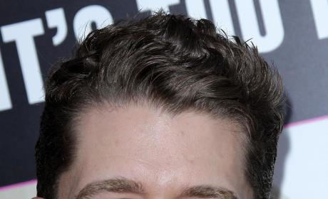 Which hairstyle do you like best on Matthew Morrison?
