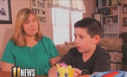 """Boy's My Little Pony Backpack Banned By School, Considered """"Bullying Trigger"""""""