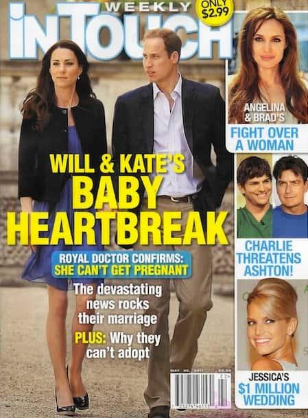 Kate's Baby Heartbreak!