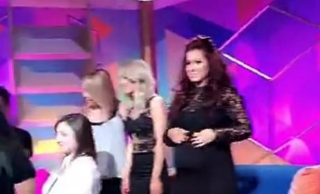 Chelsea Houska, Leah Messer & Kailyn lowry Celebrate Teen Mom