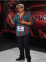 Andrew Garcia Audition Photo