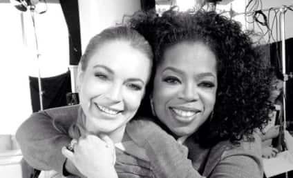 Lindsay Lohan Reality Show: Canceled By Oprah?!