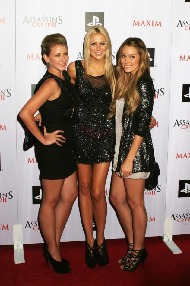 Stephanie, Lo and LC
