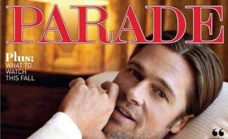 Brad Pitt, Parade Magazine