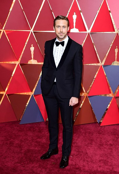 Ryan Gosling at 2017 Oscars