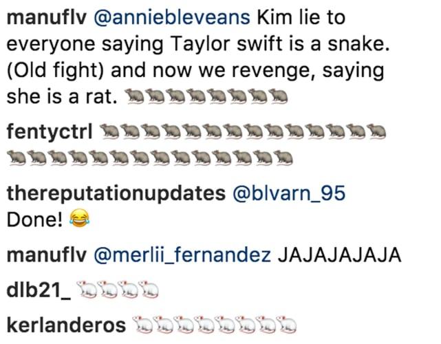 Now We Revenge!