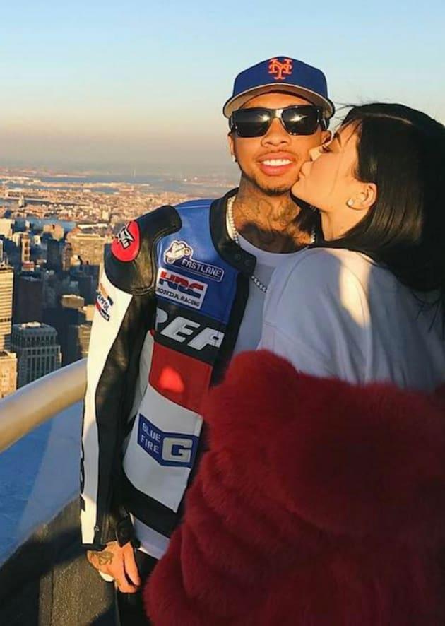 A Kiss for Tyga