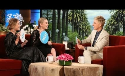 "The Olsen Twins Appear on Ellen, Play ""Mary-Kate or Ashley?"""