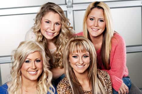 Teen Mom 2 Cast Photo