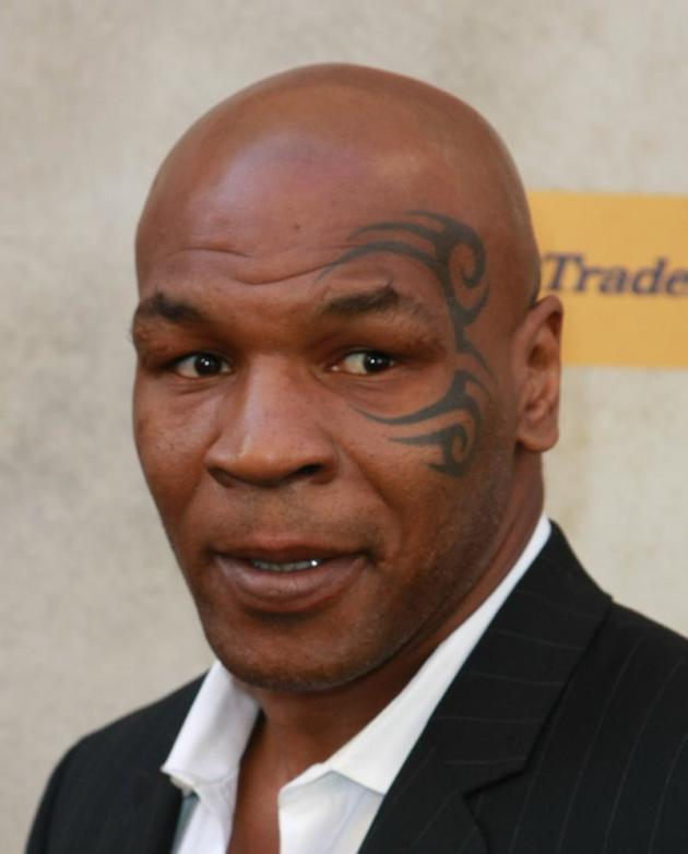 Crazy, Iron Mike