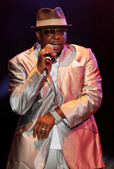Bobby Brown in NYC