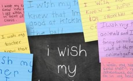Third Grade Teacher Shares Sad Notes From Students