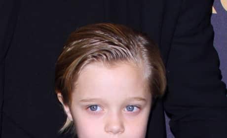 Shiloh Jolie-Pitt Photo