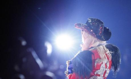 Britney: Rear View