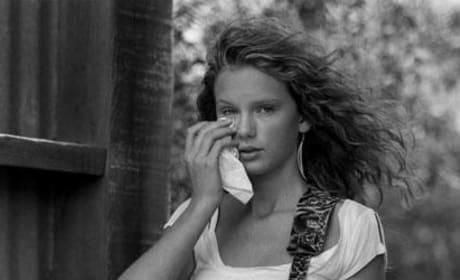 Taylor Swift: Abercrombie Model