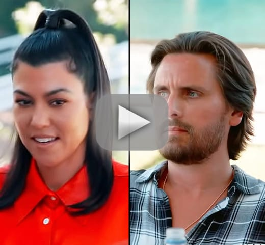 Kourtney kardashian and scott disick hint at child number 4 in s