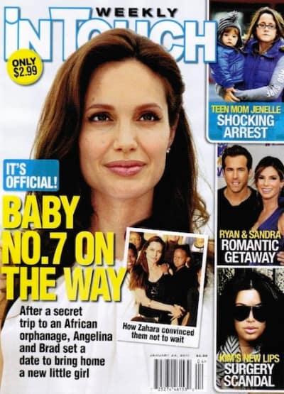 Baby No. 7, Baby!