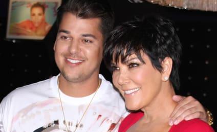 Kris Jenner & Rob Kardashian: Plotting to Upstage Caitlyn Jenner at the ESPYs?!