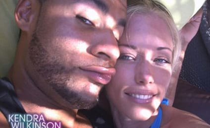 Kendra Wilkinson and Hank Baskett: What Does Little Hank Know About Cheating Scandal?