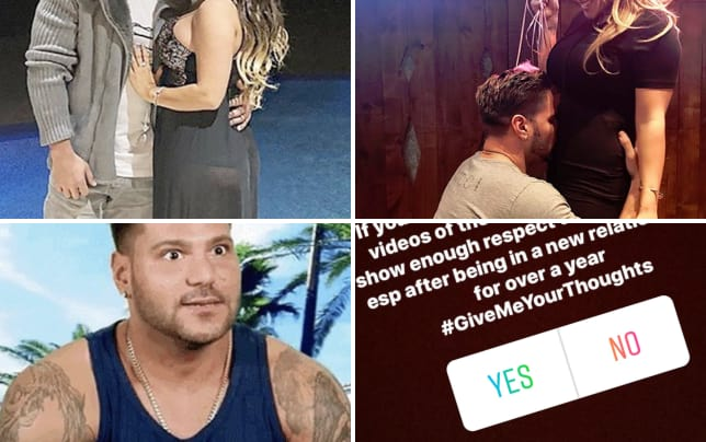 Ronnie ortiz magro girlfriend