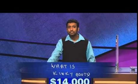 Best/Worst Final Jeopardy Answer Ever!