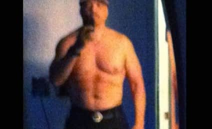 Ice-T: Shirtless on Twitter