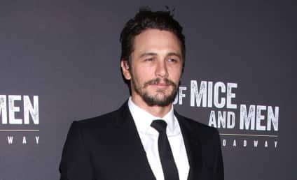 James Franco Shares Poem About NOT Having Sex With Lindsay Lohan