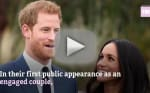 Meghan Markle and Prince Harry: Engaged!