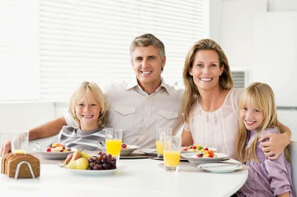 Family Breakfast