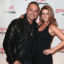 Nick Swisher and Joanna Garcia