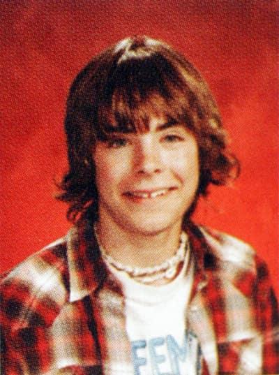 High School Yearbook Photo