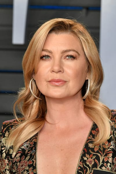 Ellen Pompeo Close-Up