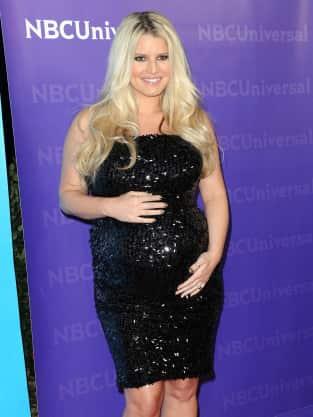 Jessica Simpson Pregnancy Pic