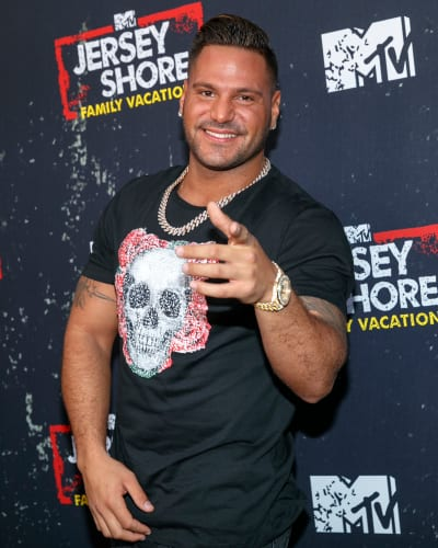 Ronnie Ortiz-Magro Parties