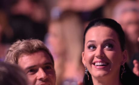 Orlando Bloom and Katy Perry Together