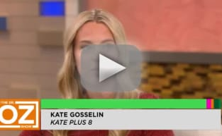 Kate Gosselin: I'm a Single Parent!