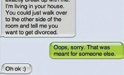 Man Texts Break-Up Message to Wife Instead of Mistress: Real or Fake?