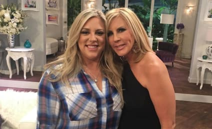 Vicki Gunvalson: My Daughter Almost Lost Her Leg ... And Her LIFE!