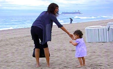 Farrah With Sophia